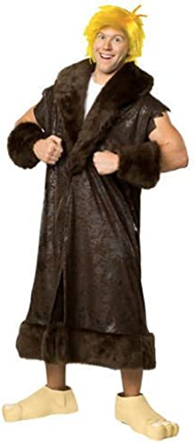 PARTY DISCOUNT Herren-Kostüm Barney Rubble STD.
