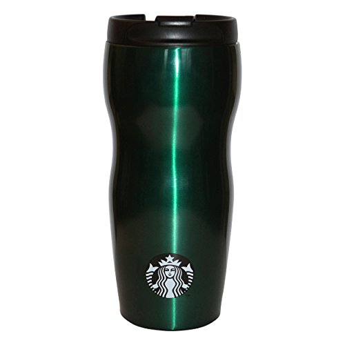 Starbucks Edelstahlthermobecher Tumbler grün to go Lucy Kaffeebecher grün 16oz/473ml