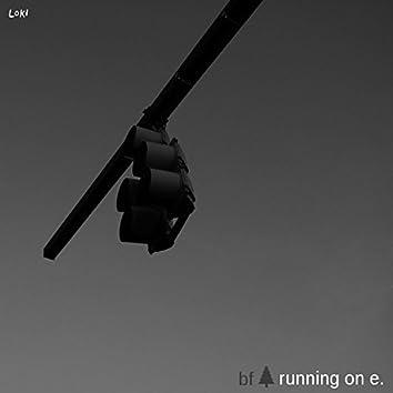 Running on E. - Single