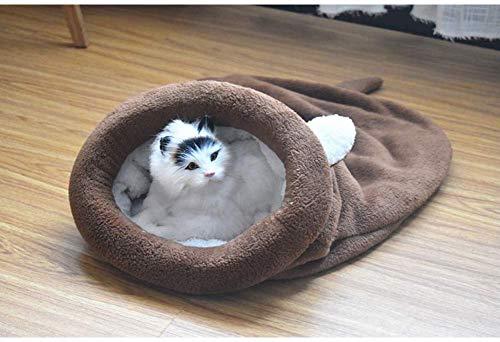 ZXL huisdierslaapzak voor honden Berber Warm Cat Bed Lovely Soft Pet Warm Mat kussen Kennels Dog Supplies