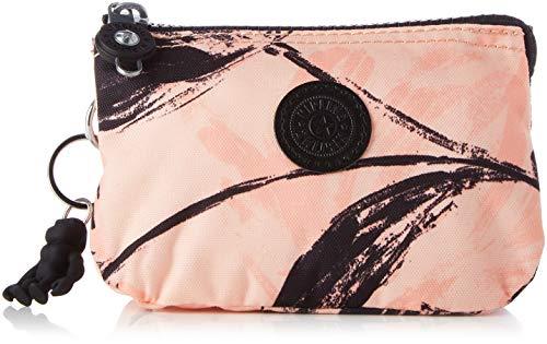 Kipling Creativity S, Accessori Portafogli da Viaggio Donna, Fiore di Corallo, Taglia unica