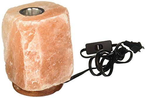 Evolution Salt - Aromatherapy Crystal Salt Himalayan Lamp 4-6 lbs.