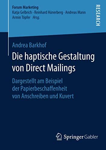 Die haptische Gestaltung von Direct...
