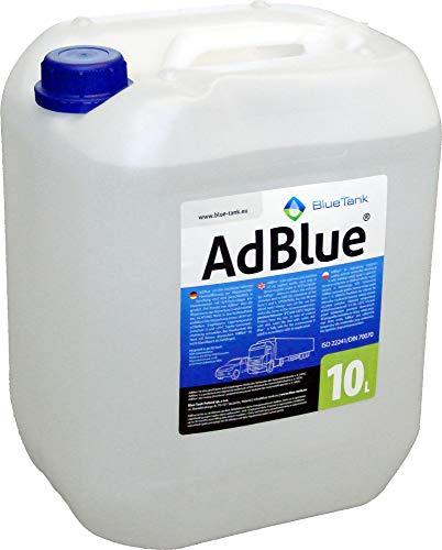 10 Liter AdBlue Blue Tank (32.5% Harnstofflösung) ISO 22241/DIN 70070