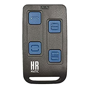 Mando-Garaje-Universal-HR-MULTI-3-Compatible-Para-Frecuencias-433Mhz-u-868Mhz-Capaz-De-Unificar-4-Mandos-En-1
