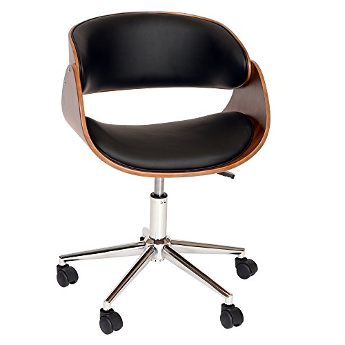 Armen Living Julian Office Chair For $58.62 Shipped From Amazon After $60 Price Drop