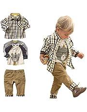 Pantalones Para Bebes Nino Amazon Es