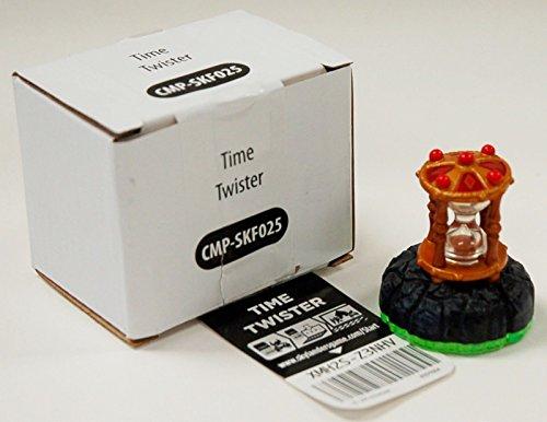 Skylanders Spyros Adventure LOOSE Mini Figure Time Twister Includes Card Online Code