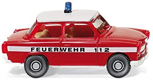 Wiking 086124 - Feuerwehr Trabant 601 S (1:87)