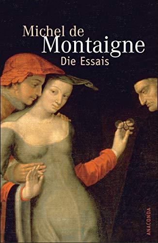 Buchseite und Rezensionen zu 'Die Essais' von Michel de Montaigne