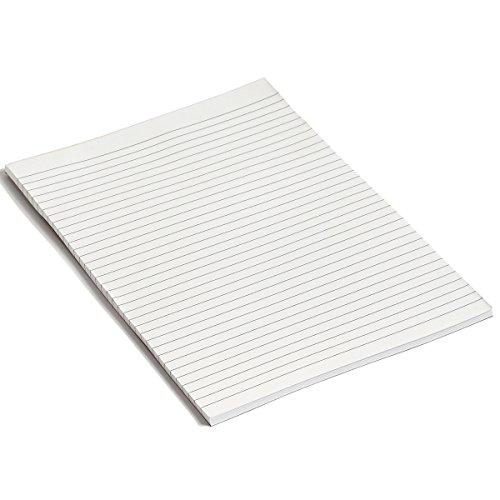 Uno RY0128 - Bloc de notas, A4, 80 páginas, pack de 10
