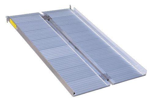 Aidapt VA142C Light wheelchair ramp, aluminum 91 cm