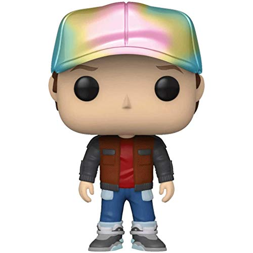 Funko Pop Movies : Back to The Future - Marty in Future Outfit (Exclusive) 3.75inch Vinyl Gift for Science Fiction Film Fans SuperCollection