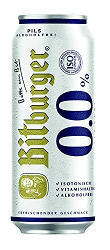 Bitburger Pils Alkoholfreie, EINWEG (24...