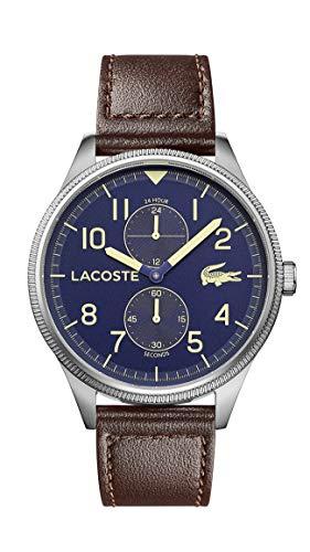 Lacoste Reloj Analógico para Hombre de Cuarzo 2011040