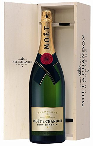 Moet & Chandon Champagner Balthazar Fl. in Holzkiste 12% 12l