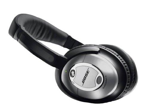 Bose® Cuffie QuietComfort 15 Acoustic Noise Cancelling®, Nero (Apple)