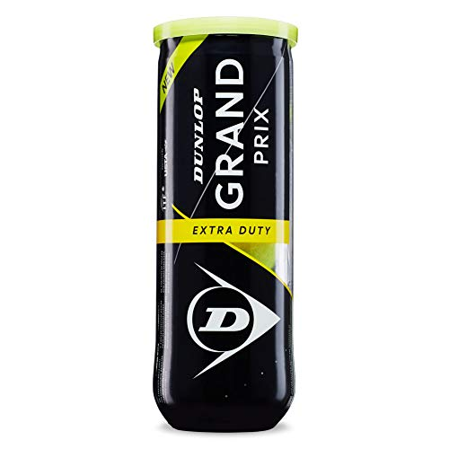 Dunlop Grand Prix Hard Court Ball Can