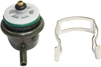 Fuel Pressure Regulator compatible with Express Van/Savana Van 96-05 Angled Nipple Orientation