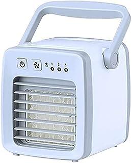 Bärbar luftkylare, USB-laddningsluftkonditioneringsfläkt Mini bärbar kylskåp Luftkylare 30 ml, hemmakylare, personligt utr...