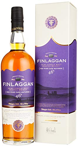 Finlaggan RED WINE CASK MATURED Islay Single Malt Whisky (1 x 0.7 l)