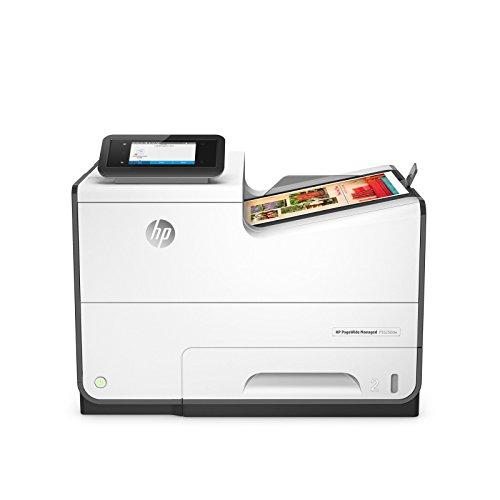 HP PageWide Managed p55250dw WLAN Laserdrucker (PCL 6, PostScript 3, Ethernet, USB 2.0, Wireless LAN, 2400x 1200dpi, A4,-40–60Grad C, 5–95 Prozent) grau