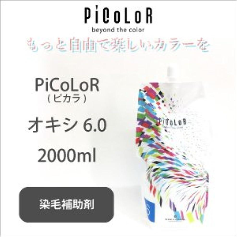 振り子スマート素晴らしさムコタ ピカラ オキシ 6.0 2000ml
