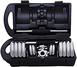 Emfil Chrome Dumbbell Set 15 kg