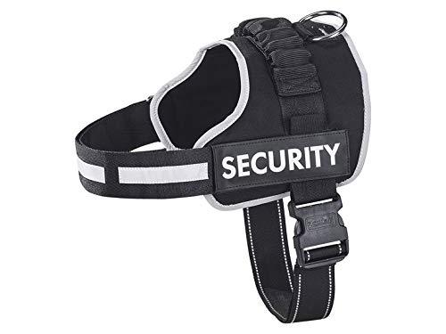 Zoofari® Hundegeschirr Geschirr Brustgeschirr Stufenlos Verstellbarer Sicher Kontrolle Reflektierende Elemente (XL)