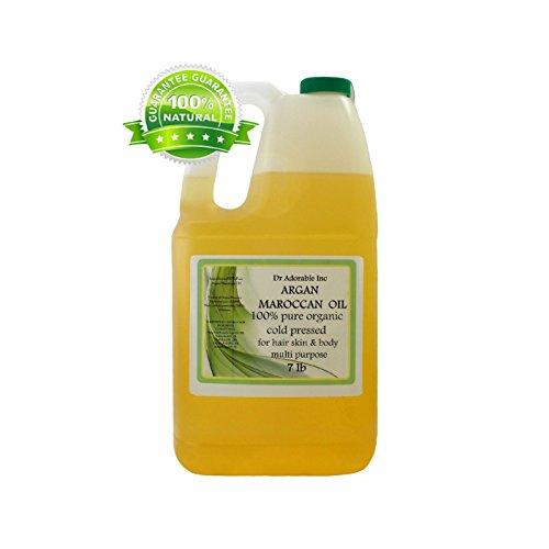Argan Marrakesh–Moroccan Oil 100% Pure 7Lb/1Gallon