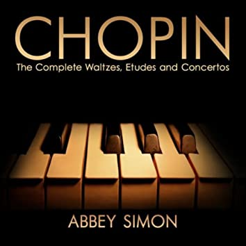 Chopin: The Complete Waltzes, Etudes and Concertos