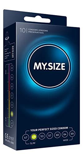 My.Size Condones - 1 unidad, 49 mm