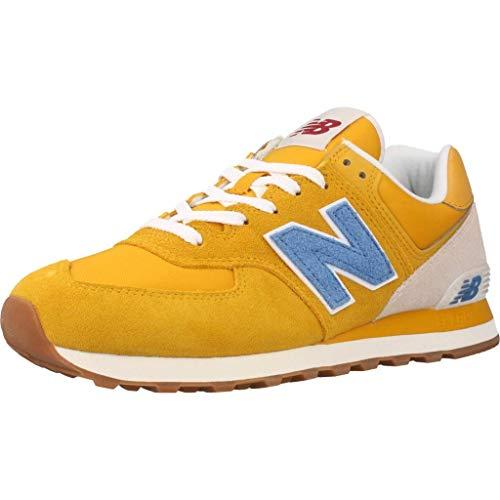new balance 373 azul amarillo