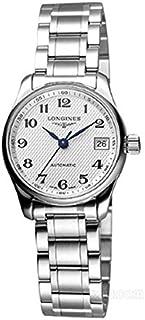 瑞士品牌 LONGINES 浪琴 名匠机械女士手表 L2.128.4.78.6