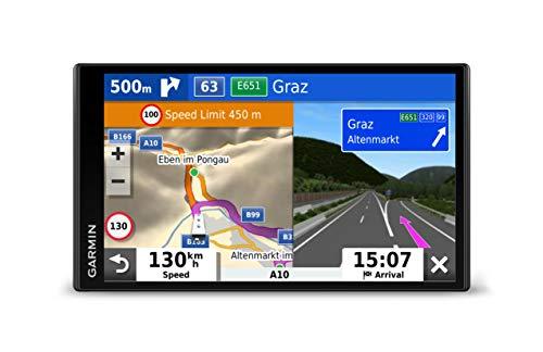 "Garmin Camper 780 navigatore 17,6 cm (6.95"") Touch screen TFT Portatile Nero..."