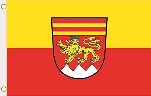 U24 Flagge Fahne Krombach 90 x 150 cm