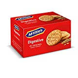 McVities Digestive Original: la clásica galleta de trigo para llevar, paquete de 1 (1x 250 g)