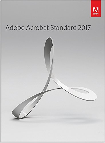Adobe Acrobat Standard 2017 [PC Download]