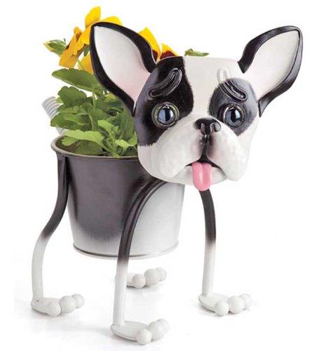 French Bulldog or Boston Terrier Planter