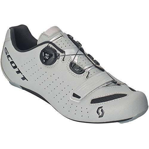 Scott Road Comp Boa Rennrad Fahrrad Schuhe Reflective grau/schwarz 2020: Größe: 41