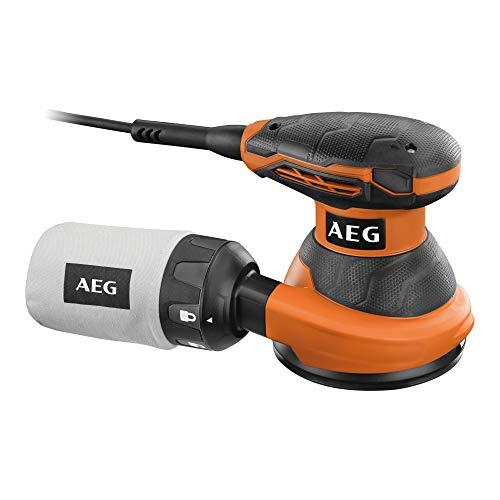 AEG – meuleuse de Órbita aléatoire ex125es 300 W-125 mm