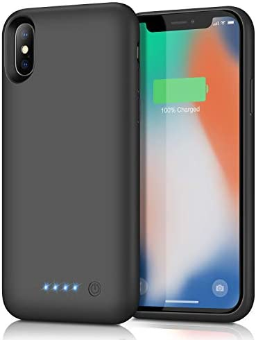 Feob Battery Case for iPhone XS X 10 Rechargeable 6500mAh Portable Charging Case Extended Battery product image