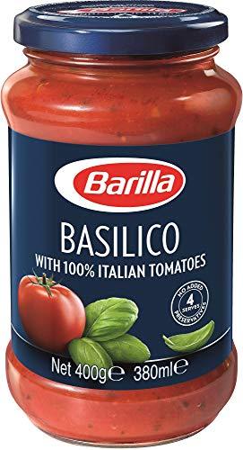 バリラ『バジルのトマトソース』