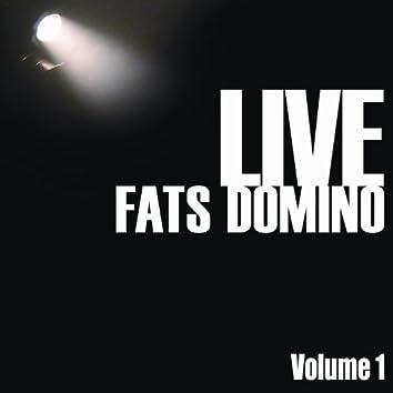 Fats Domino Live, Vol. 1
