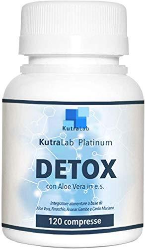 Detox Platinum KutraLab | Quema Grasas...