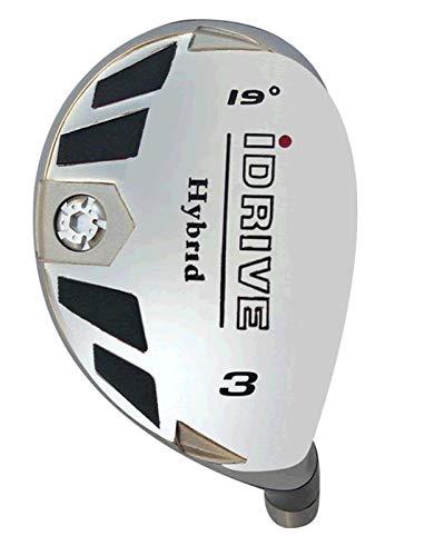 #1 iDRIVE 13° Driving One Iron Wood Hybrid Long Driver Illegal Distance Custom Golf Club with PGA Shaft