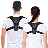 Posture Corrector & Back Support Brace for Women and Men by BRANFIT, Figure 8 Clavicle Support Brace is Ideal...