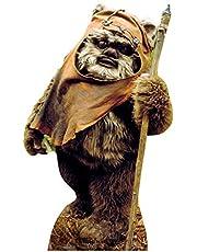 STAR CUTOUTS–stsc481–Figura Gigante–Ewok–Star Wars–94x 56cm