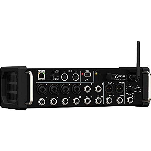 Behringer X AIR XR12 12-Input Digital Mixer. Buy it now for 298.00