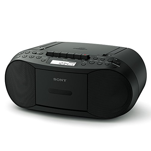 Sony CD Cassette Radio CFD-S70 B